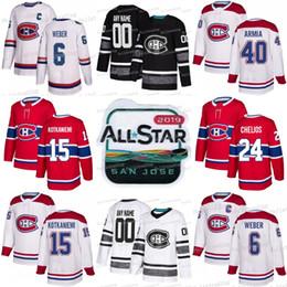 gold jungs Rabatt Montreal Canadiens 2019 All Star Guy Lafleur Patrick Roy Joel Armisch Max Domi Shea Weber Jesperi Kotkaniemi Drouin Tomas Tatar Trikots