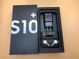 handys zubehör leere boxen Rabatt OEM-Qualität US / EU-Version neue Telefon-Verpackungs-Kasten-Paket-Kästen für Samsung s10 s10 plus s10e mit Zusätzen