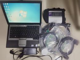 Alta calidad mb star c4 para mercedes herramienta de diagnóstico con ssd Último uso de xentry / DTS / Vediamo / PL72 en laptop d630 desde fabricantes