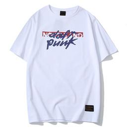 2019 stilvolle männer t-shirts 2019 New Style Sommer Men'S Wear ins Kurzarm T-SHIRT der beliebten Marke Stylish Kurzarm Loose-Fit Xia T-Shirt zu kleiden günstig stilvolle männer t-shirts