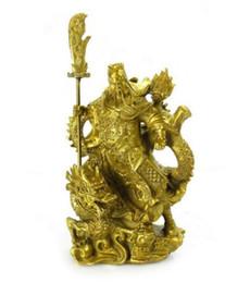 Adornos de linea online-Incienso de cobre templo budista línea Xiang Tan deseo feliz de hacer dinero adornos para el hogar