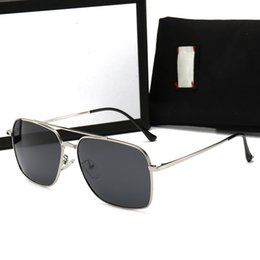 b91750c3827 2019 óculos de sol quadrados de tartaruga GUCCI 98011 Mulheres new classic  square Unisex Óculos de