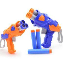 Giocattoli per bambini Pistole con Airsoft Bullets Ragazzi Air Soft Guns Pistola Love Superfun Guns per Baby Boys Regali Giocattoli per bambini da