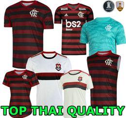 2019 gilets de football DIEGO gilet jersey 2019 2020 Chandal Flamengo Jersey 19 20 Brésil flamand domicile gilets de football pas cher