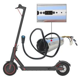 tableau de scooters électriques Promotion Contrôleur Scooter électrique Control Board USB pour Xiaomi Ninebot ES2 / ES3 / ES4 électrique pliable Pièces Scooter