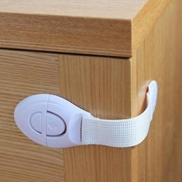 verriegelungstür Rabatt Multifunktions Kindersicherung Kühlschrank Wc Kinder Schubladensperre Klebstoff Tür Schrank Schrank Schloss Baby Schlösser CCA11056 500 stücke