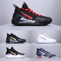 Новейшие кроссовки для баскетбола KD 12 ZOOM Oreo ICE Кевин Дюрант XII KD12 Мужские спортивные кроссовки Desinger Размер 40-46 от