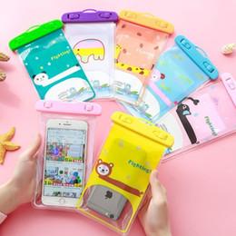 Canada Etui étanche pour téléphone portable pour iPhone X 7 6 Plus Samsung Clear PVC scellé sous-marin téléphone cellulaire Smart Cover Housse sèche (détail) supplier smart cover for iphone Offre