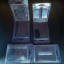 Vamp zerstäuber billig online-1,0 ml Vape Patronen Verpackung Blisterverpackung für 0,5 ml 1,0 ml Zerstäuber Günstige Verkauf Blister Einzelhandel