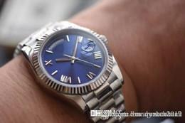 2020 tipos de relojes marcas 2018 reloj de lujo de la mejor marca datejust reloj de pulsera mecánico automático DARK RHODIUM DIAL JUBILEE BRACELET Tipo de registro Sports Mens Watches box tipos de relojes marcas baratos