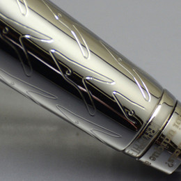 Stylo-plume de luxe Petit Prince avec numéro de série bien découpant des fournitures de bureau d'école de bureau mignonne MB écrivent le stylo d'encre couramment ? partir de fabricateur
