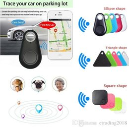 Nuevo Mini Smart Smart Anti-Lost Tracker Localizador GPS Alarma Tag Tracker para Key Phone Wallet Pet desde fabricantes