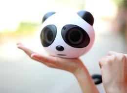 Sevimli Karikatür Mini Subwoofer Stereo Panda USB Hoparlör PC Bilgisayar Dizüstü Hoparlörler Hoparlör Ses Kutusu Telefon Laptop Notebook için nereden
