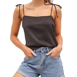 c5d94b521f sexy womens tanks NZ - Womens Tank Tops Sexy 2019 Summer Crop Top Women  Vest Beach