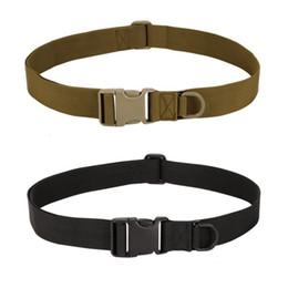 Cinturón táctico simple Equipo para uso al aire libre Bolsa que monta dentro de una bolsa de nylon Cajas de sujeción Cinturones de sujeción desde fabricantes