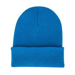 Männer Casual Beanie Hiphop Skullies Hut Für Frauen Mütze Mode Strickmützen Winter Hüte Acryl Jungen Kappe Herbst Einfarbig von Fabrikanten