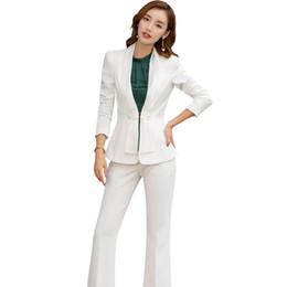 64d8b1617f35 Le donne uniformi dell ufficio del lavoro regolare di estate 2019 bianco   nero  OL di affari che porta il vestito molle delle donne della giacca sportiva  ...