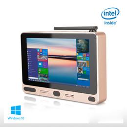 2019 tableta usb hdmi wifi Portátil Móvil Mini PC Windows 10 Home Pocket Business Tablet PC Intel Z8300 5