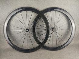 ruedas de ciclocross Rebajas BOB ffwd clincher llantas de bicicleta ruedas 700c Carreras de bicicleta de carretera Juego de ruedas Rueda de bicicleta Ruedas Carbon Race