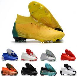 Kaufen Sie im Großhandel Fußballschuhe 6.5 2019 zum verkauf