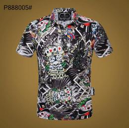 Argentina Diseño de la camisa de polo de italia para hombres marca de lujo bordado abeja moda manga corta camiseta polos con g19 cheap polo tee design Suministro