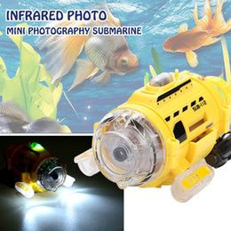pesce giallo del serbatoio Sconti Raffreddare divertenti pesci sottomarini gialli 300000 pixel alimentando 3CH gioco di intrattenimento
