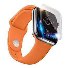 Bildschirm lcd serie online-Hohe qualität 2.5d 9 h härte gehärtetes glas displayschutzfolie für 40mm 44mm apple watch iwatch serie 4 lcd schutz kein paket