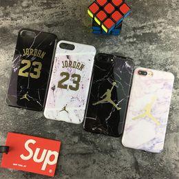 iphone tpu basketball fall Rabatt 2018 neue für iphone xxs xr xs max 7 7 plus 6 s 6 6 plus 8 8 plus telefon fällen basketball sport marke weichen tpu telefonkasten