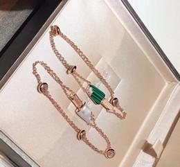 18k brazaletes de oro niños Rebajas Nuevas joyas de diseño de lujo para mujer pulseras de helado para mujer dama oro clásico pulsera de encanto braccialetto di lusso Pulseira de luxo