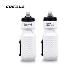 Canada Innovation Costelo Porte-cage magnétique pour vélo, bouteille de vélo Bouteilles d'eau de vélo, bouteille d'eau de sport, 710ml Flask Pressing Offre