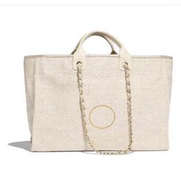 imballaggio originale del telefono mobile Sconti 2019 Nuova moda borsa di design borsa di lusso borsa di tela super grande capacità singola borsa a tracolla classico modello di moda 8086