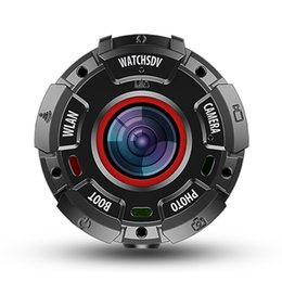 boîtier de caméscope Promotion 1080p HD mini caméra d'action sportive sans fil WIFI caméscope d'enregistrement 30M étanche (pas besoin de cas) de chargement magnétique