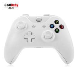 Xbox one controladores sem fio on-line-2018 novo garantido 100% novo controlador sem fio para xbox one elite joystick gamepad joypad xbox one controlador 1 pcs navio livre