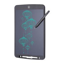 2019 12 comprimidos Tableta de escritura digital de 12 pulgadas Tableta de tableta electrónica Tableta de escritura LCD ultrafina Tablero de mensajes electrónicos Tablero de regalo para niños rebajas 12 comprimidos