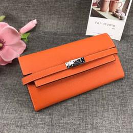 2019 корейские кошельки для мужчин 2019 горячая распродажа качество леди теленок кожа натуральная кожа кошелек кошелек сумка espom сумка H361