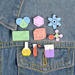 Lustige stifte online-Nette Kleine Lustige Emaille Broschen Pins Für Frauen Weibliche Demin Shirt Decor Modeschmuck Brosche Metall Kawaii Abzeichen