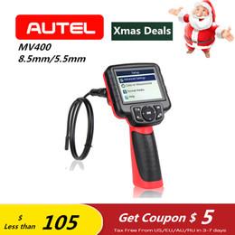 Autel Maxivideo MV400 Videoscope numérique avec endoscope d'appareil-photo d'inspection de scanner d'ingénieur de 8.5mm / de 5.5mm pour le diagnostic automatique de voiture ? partir de fabricateur