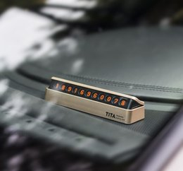 rodas jeep cherokee Desconto De alta qualidade cartão BCASE TITA parque de estacionamento o carro escondido cartão de estacionamento Mini Telefone Interior Detalhes no Tinta spray