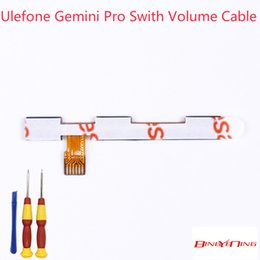gemini pro Promo Codes - BingYeNing New Original For Ulefone Gemini Pro power on off+ volume FPC Key up down button flex cable FPC