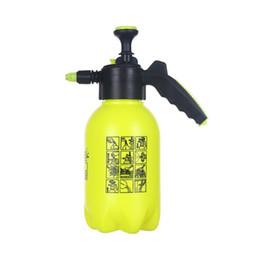 2020 canhão de mão Operado mão pressurizado Neve Foam pulverizador de espuma Canhão bocal da bomba de pulverizador manual 2L Garrafa Car Wash limpeza da janela canhão de mão barato