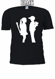 Deutschland BANKSY Mädchen ein Jungen-Mittel-T-Shirt Weste Trägershirt Männer Frauen Unisex 621 Größenrabatt heißes neues T-Shirt-Top freies Versandt-shirt cheap discounted t shirts Versorgung