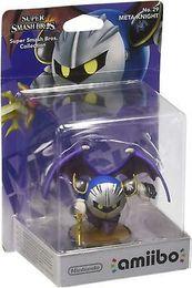 [Oferta limitada] Nintendo Amiibo Meta Knight Super Smash Bros Series Switch Wii U desde fabricantes