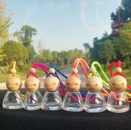 15 ML Bebek Parfüm Şişesi Parfüm Güneşli Bebek Araba Parfüm Kolye Uçucu yağ Bebek Güzellik Şişeleri Araba Dekorasyon Hava Spreyi GGA2440 cheap 15 doll nereden 15 bebek tedarikçiler