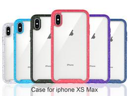 2019 casi di telefoni celesti Custodia per telefono in TPU antiurto antiurto e resistente agli urti per iPhone X XR XS Max 6 7 8 Plus e Samsung Galaxy S10 5G Edge S9 Plus sconti casi di telefoni celesti