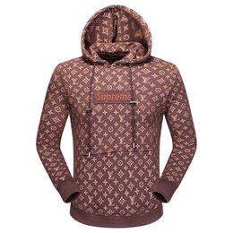 2019 серая короткая толстовка с капюшоном 8 Louis Vuitton Gucci Марка письмо Мужчины Женщины толстовки роскошные скейтборды толстовка пуловер толстовка высокое качество свитер 13