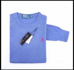 Argentina Tamaño de la Navidad S-XXXL Nueva alta calidad Polo hombres Twist Knit Sweater Knit algodón cuello redondo suéter suéter hombres Suministro