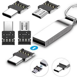 Mini Micro Pour USB Otg Adaptateur USB 3.1 Type C Pour USB OTG adaptateur convertisseur pour Samsung HTC Android téléphone ? partir de fabricateur
