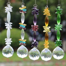 Rainbow Loc Beads Glass Prism Beads Set of 5