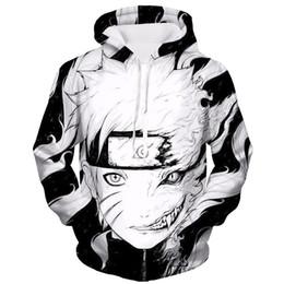 2019 akatsuki толстовка Модная мужская толстовка с капюшоном с капюшоном для мужчин и женщин Naruto Akatsuki с капюшоном с принтом и передним карманом дешево akatsuki толстовка