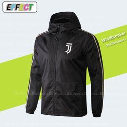 a19208d3ff 2019 jaqueta com capuz Moda Novo 2018 2019 Homens Juventus RONALDO Jaqueta  De Futebol de inverno